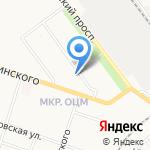 Чудо-Чадо на карте Кирова