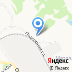 Ski Club на карте Кирова