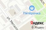 Схема проезда до компании Афло-центр в Кирове