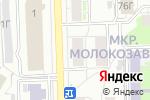 Схема проезда до компании Магазин-кулинария в Кирове