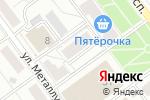 Схема проезда до компании Сигнал строй в Кирове
