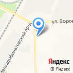 ЕвроБукет на карте Кирова