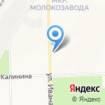 Трава на карте Кирова