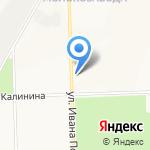 Евразия Авто+ на карте Кирова