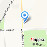 Лада Деталь на карте Кирова