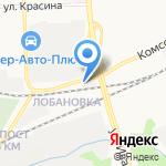ВяткаСпецТранс на карте Кирова