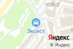 Схема проезда до компании Магазин пиломатериалов в Кирове