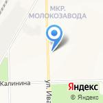 ТЕХСТАНДАРТ на карте Кирова