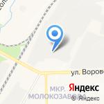 Дом семян на карте Кирова