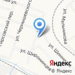 Империал на карте Кирова