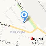 Мясная лавка на карте Кирова
