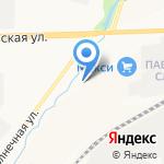 Мир Замков на карте Кирова