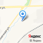 Водяной на карте Кирова