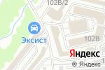Схема проезда до компании Планета-Фуд в Кирове