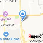 Елена на карте Кирова