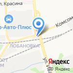 Vianor на карте Кирова