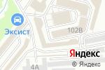 Схема проезда до компании Швейцар в Кирове