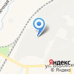 Маритекс на карте Кирова