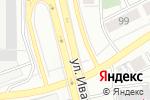 Схема проезда до компании Лучик в Кирове