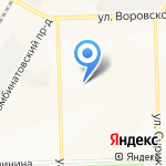 Nika на карте Кирова