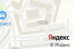 Схема проезда до компании Городские окна в Кирове