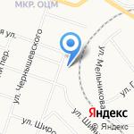 Детский сад №138 на карте Кирова