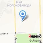 Детский сад №102 на карте Кирова
