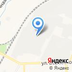 Текстиль-Партнер на карте Кирова