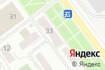 Схема проезда до компании Садовый рай в Кирове