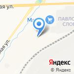 Overdrive на карте Кирова