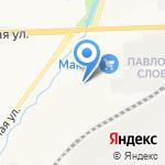 БЭСТ-АРМАТУРА на карте Кирова
