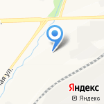 Геона на карте Кирова