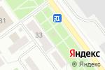 Схема проезда до компании Дороничи в Кирове