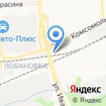 Фараон на карте Кирова