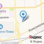 Центр развития ребенка-детский сад №164 на карте Кирова