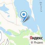 Яхт Клуб Альбатрос на карте Кирова