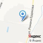 Приволжская железнодорожная транспортная компания на карте Кирова