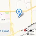 ЖЭУ №34 на карте Кирова