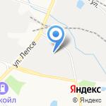 Сталемастер на карте Кирова