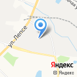 Центр автозапчастей под заказ на карте Кирова