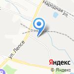 Кировгазстрой на карте Кирова