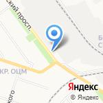 Газпромбанк на карте Кирова