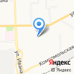 Диагональ на карте Кирова