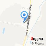 Агропромтехника на карте Кирова