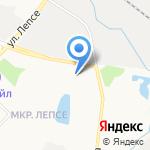 Авто 50-12 на карте Кирова