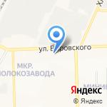 АРТ-сервис на карте Кирова