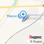 Магазин рыбы и морепродуктов на карте Кирова
