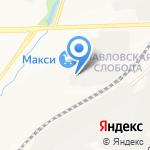 Север на карте Кирова