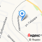 Детский сад №85 на карте Кирова