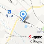 Мелкооптовый магазин вина на карте Кирова